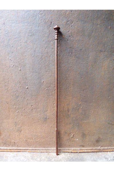 Tison Cheminée Victorien en 15,149