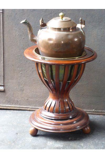 Bouilloire antique (de cuivre) en 16,31,149