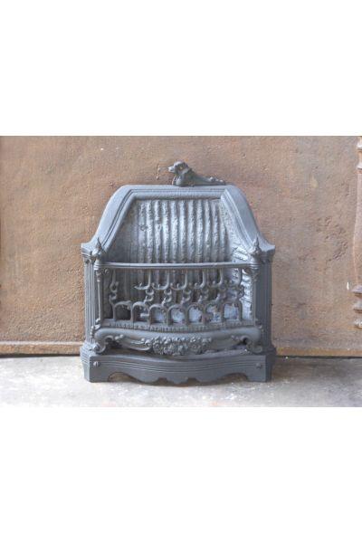 Grille Porte Buches Victorienne en 14,15,153