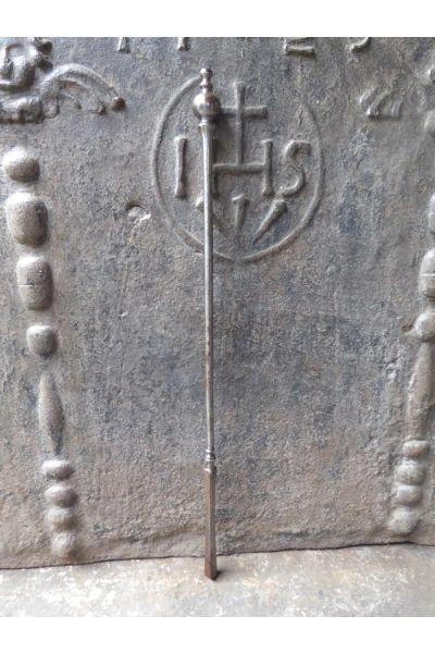 Tison Cheminée Victorien en 32