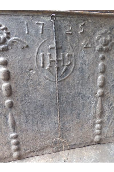 Ancienne Fourchette à Rôtir en 155