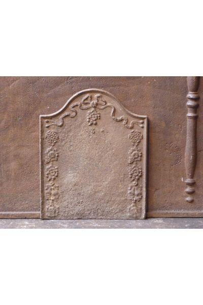 Plaque Cheminée Napoleon III en 14