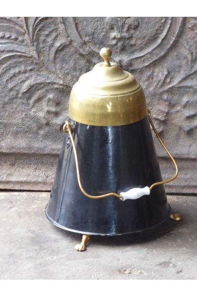 'Doofpot' en cuivre antique en 16,31,153