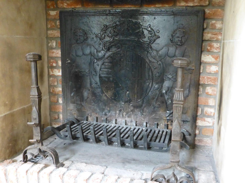 Zeist, Pays Bas: Plaque de cheminée délivré par https://www.plaque-de-cheminee.fr