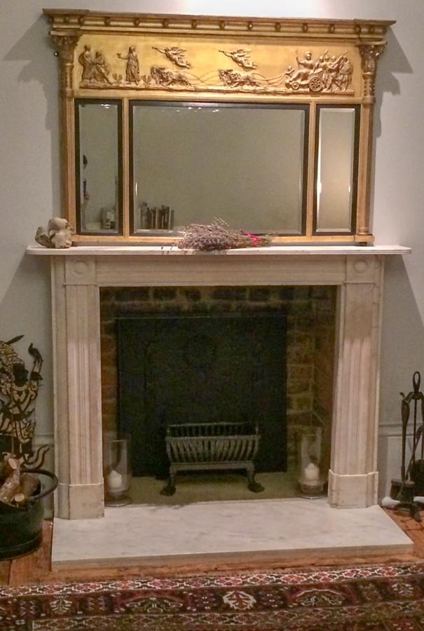 Plaque de cheminée délivré par https://www.plaque-de-cheminee.fr à Londres