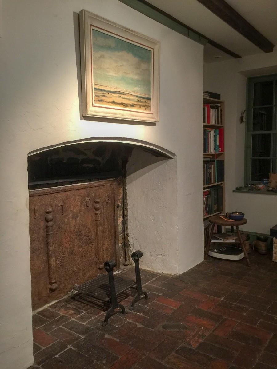 Plaque de cheminée délivré par https://www.plaque-de-cheminee.fr à Washington DC