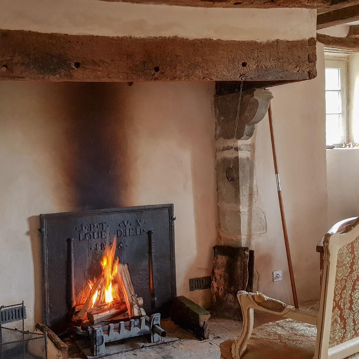 Foyer de Chateau Gontier, France