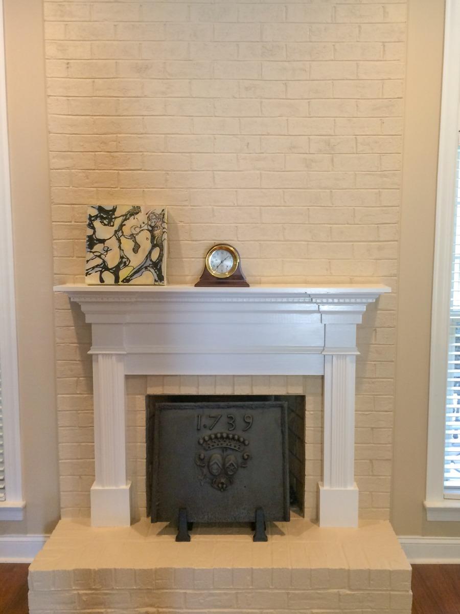 Charlotte, North Carolina: Plaque de cheminée comme dosseret délivré par https://www.plaque-de-cheminee.fr