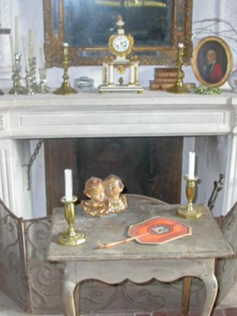 Plaque de cheminée délivré par https://www.plaque-de-cheminee.fr à Chavanod, Haute-Savoie