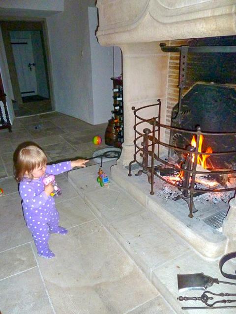 Notre stock actuel en ligne des pare-feux de cheminée