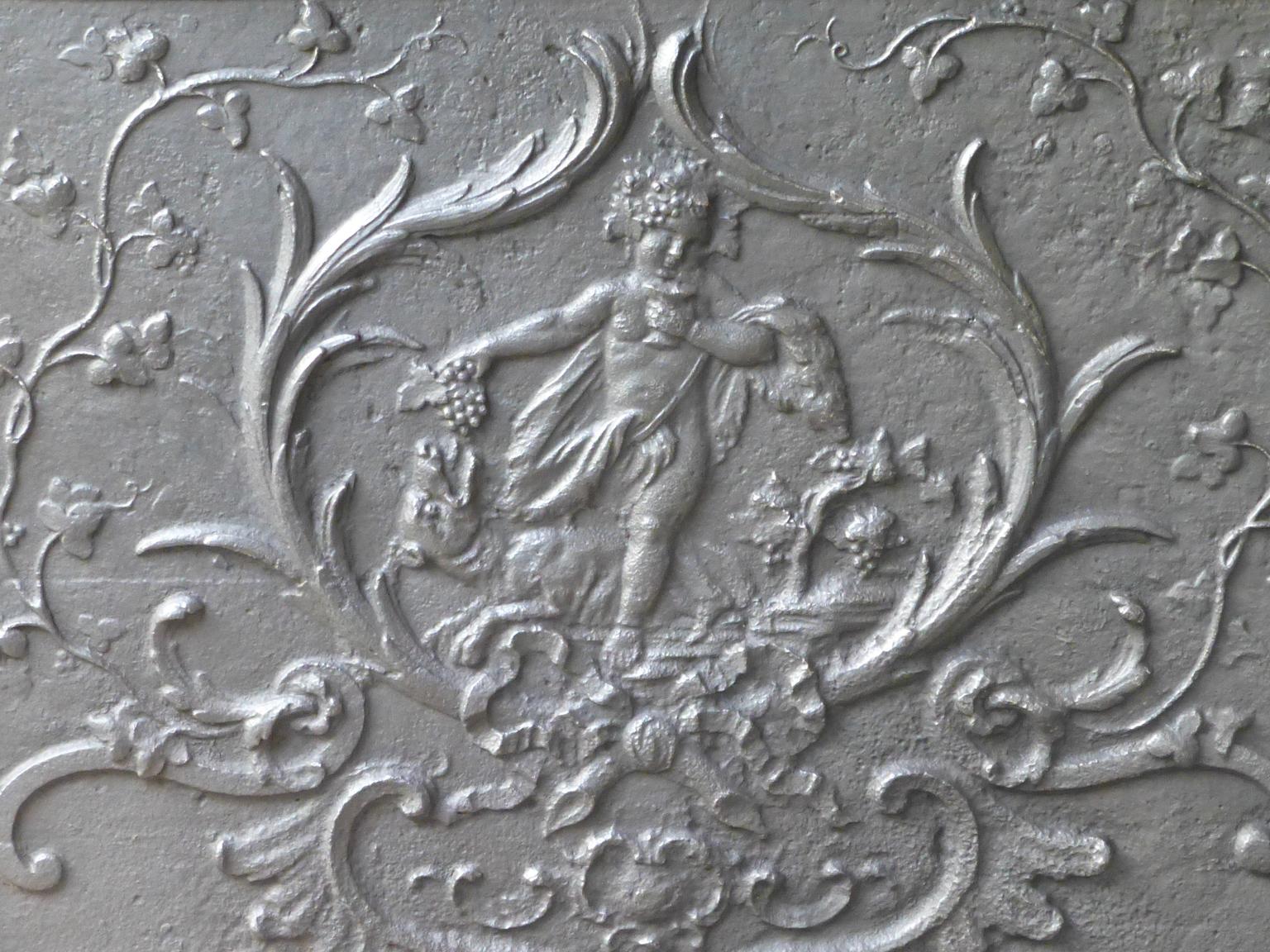 Fremont, California: Plaque de cheminée comme dosseret délivré par https://www.plaque-de-cheminee.fr